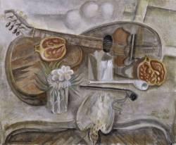 Andre Masson, Stüdyoda Temel Tablo, 1922